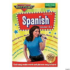 Rock 'N Learn® Spanish Volume I & II DVD