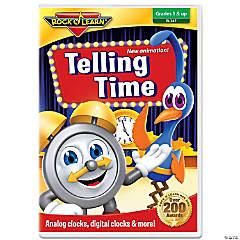 Rock 'N Learn® Telling Time DVD