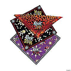 """Rock Star"" Bandanas"