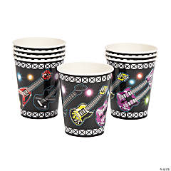 Rock Star Cups