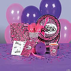 Rock Star Diva Basic Party Pack