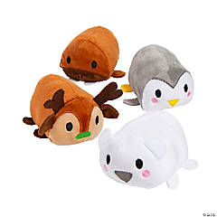 Roly Poly Nordic Noel Stuffed Animals