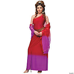 Roman Goddess Med Adult Women's Costume