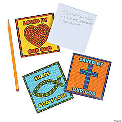 Rome VBS Notepads