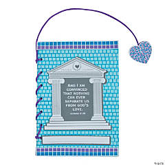 Rome VBS Prayer Journal Craft Kit