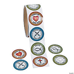 Rome VBS Stickers