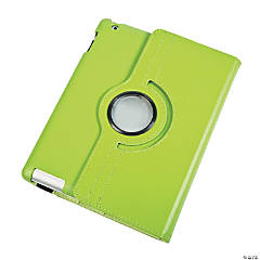 Rotating Green iPad® Case for Generations 3 & 4