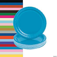 Round Paper Dessert Plates