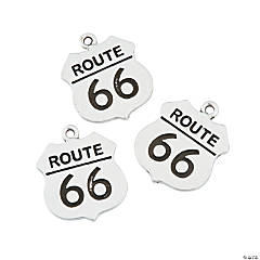 Route 66 Charms