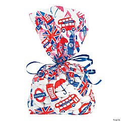 Royal Baby Shower Cellophane Bags