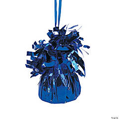 Royal Blue Balloon Weights