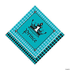 Royal Prince Crown Luncheon Napkins