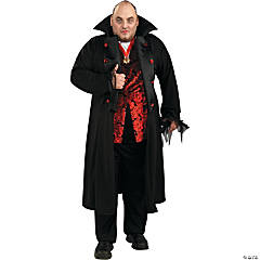 Royal Vampire Costume for Men