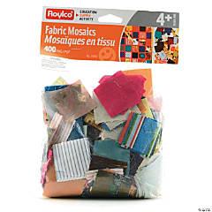Roylco Fabric Mosaic Squares