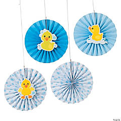 Rubber Ducky Hanging Fans
