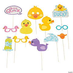 Rubber Ducky Photo Stick Props