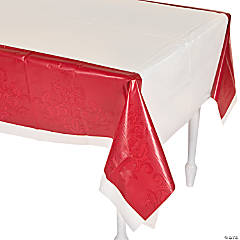 Ruby Anniversary Tablecloth