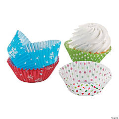 Rudolph the Red-Nosed Reindeer<sup>&#174;</sup> Christmas Cupcake Liners