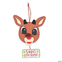 Rudolph the Red-Nosed Reindeer<sup>&#174; </sup>Sign Craft Kit