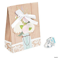 Rustic Wedding Goody Bags