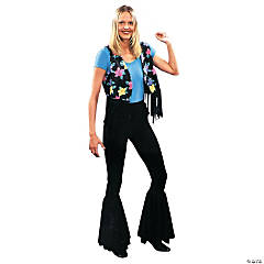 70s Bell Bottom Pants Adult Women's Costume