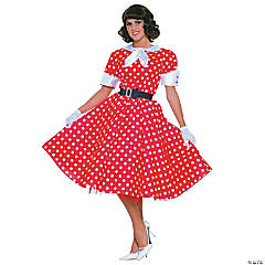 50s Housewife Costume for Women