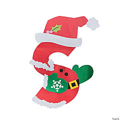 S Is For Santa Christmas Craft Kit