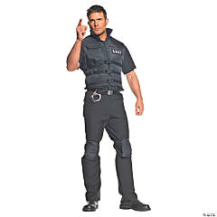 S.W.A.T. Costume for Men