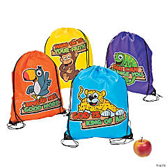 Safari Backpacks