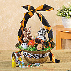 Safari Basket Idea
