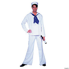 Sailor Adult Men's Costume