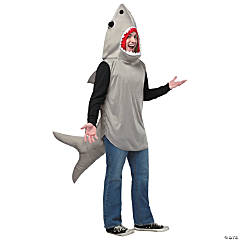 Sand Shark Costume for Adults