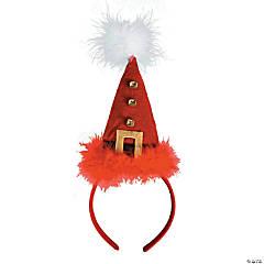 Santa Belt Headband