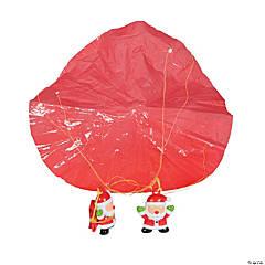 Santa Claus Paratroopers