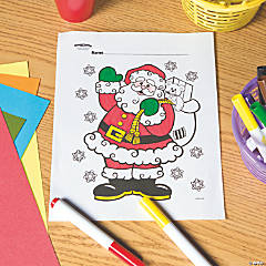 Save on Free Printable Coloring Pages | Oriental Trading
