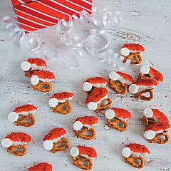 Santa Hat Pretzels Recipe