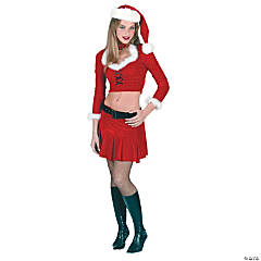 Santa Ms Sexy Adult Women's Costume