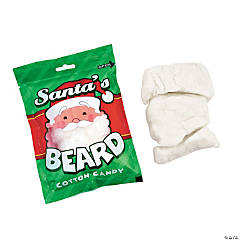 Santa's Beard Cotton Candy