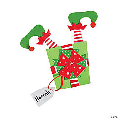 Santa's Helper Door Hanger Craft Kit