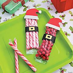 Santa's Red Suit Idea