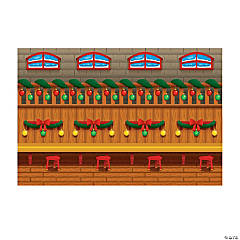 Santa's Workshop Design-a-Room Background