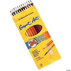 Sargent Art Watercolor Pencils - 24 pcs.