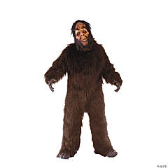 Sasquatch Adult Men's Costume