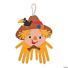 Scarecrow Handprint Craft Kit