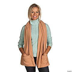 Scarf with Pockets