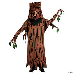 Scary Tree Costume for Adults