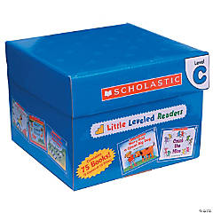 Scholastic Little Leveled Readers Set, Level C