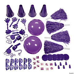 School Spirit Assortment - Purple
