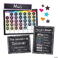 Schoolgirl Style™ You're A Star Calendar Bulletin Board Set