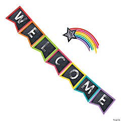 Schoolgirl Style™ You're A Star Welcome Bulletin Board Set